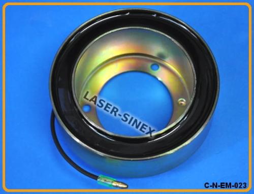 Elektromagnes sprężarki klimatyzacji do Maszyn Rolniczych, nowy  elektromagnes kompresora 12V SANDEN SD508, SD510, SD5H14, części do  sprężarki
