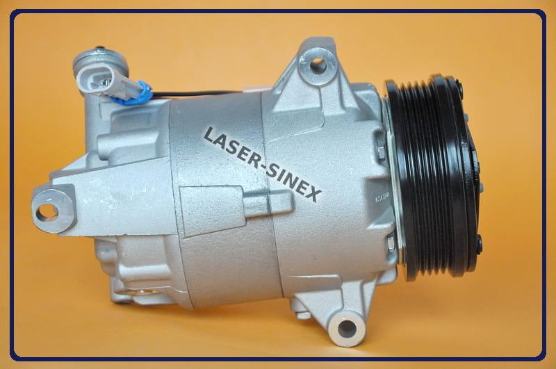 Modish Kompresor do klimatyzacji OPEL Astra G, Astra H, Astra H GTC, nowy CK54