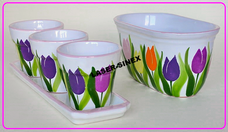 Donice Ceramiczne Osłonki Ceramiczne Na Zioła Doniczki Ceramiczne Na Kwiaty